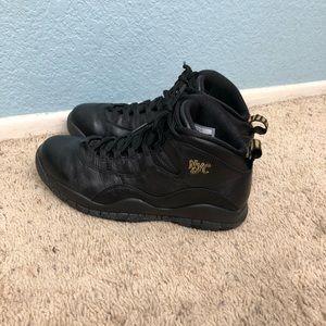 Jordan 10 NYC size 10